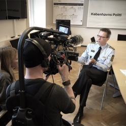 Politi Kopenhagen ZDF