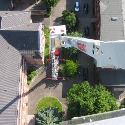 70meter Höhe Arbeitsplattform